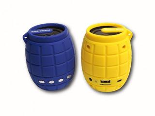 Neo Parlante Portatil Bateria Bluetooth Nv-bs701 Cuotas