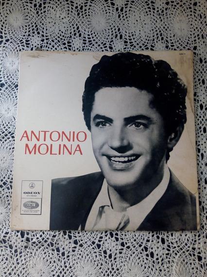 Antonio Molina (disco Vinilo)