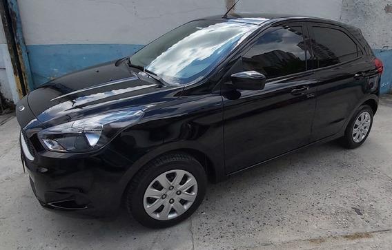 Ford Ka 5 Portas Se 2017/2018 - Único Dono