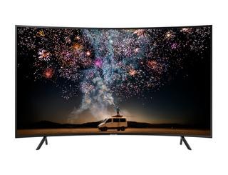 55 Ru7300 Uhd Curvo Smart Tv 4k 2019 - Un55ru7300gxpe