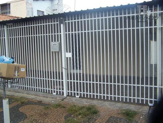 Casa Residencial Para Locação, Vila Mollon Iv, Santa Bárbara D