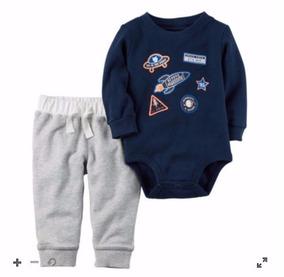 Carters Original Conjunto 2 Peças Body - Bebê Menino