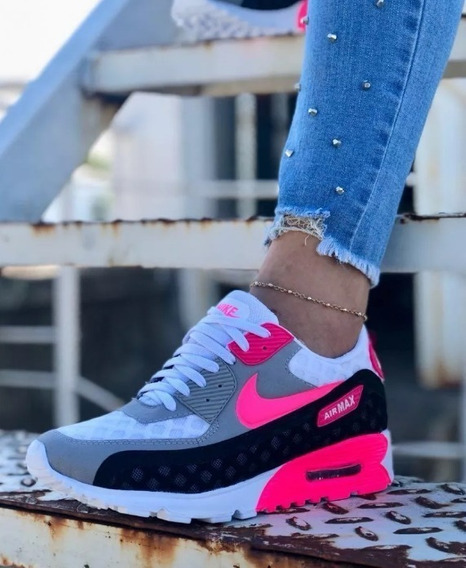 Nike Air Max 2019 Zapatos Deportivos Para Damas Gym