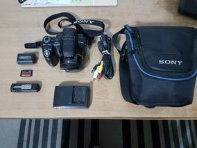 Câmera Fotografica Semi Profissional Sony