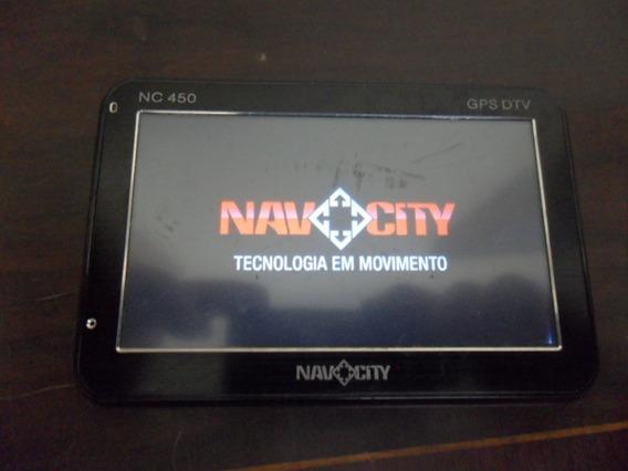 Gps Navcity Nc450 Precisando Atualização
