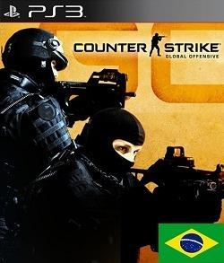Counter Strike Go Cs Go Playstaiton 3 Ps3 Pt Brasil