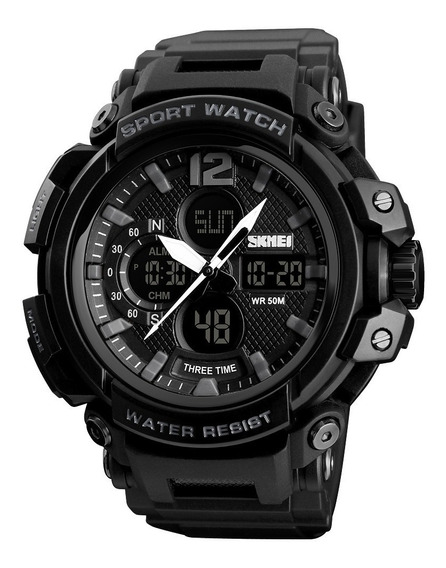 Skmei 1343 50m Waterproof Men