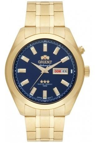 Relógio Orient Automatic 469gp075 D1kx - Ótica Prigol