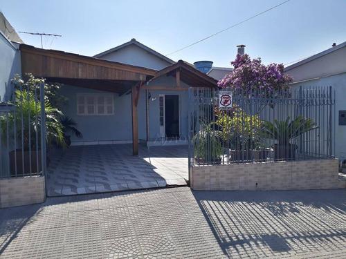 Casa À Venda, 115 M² Por R$ 295.000,00 - Canudos - Novo Hamburgo/rs - Ca2489
