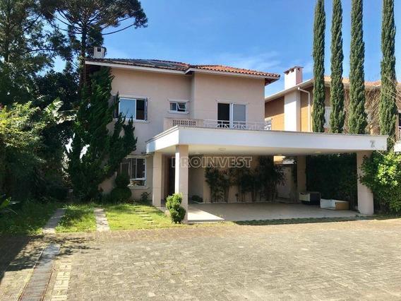Casa Para Venda E Locação No Miolo Da Granja Viana - Marque Sua Visita! - Ca14852
