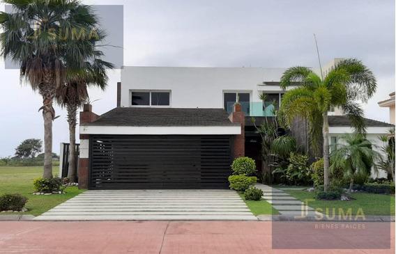 Casa - Fraccionamiento Lagunas De Miralta