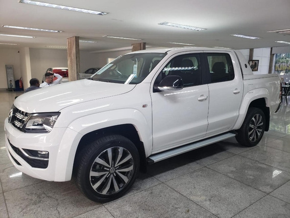Amarok 3.0 V6 Tdi Diesel Highline Extreme 4x4 Cd 4imotion