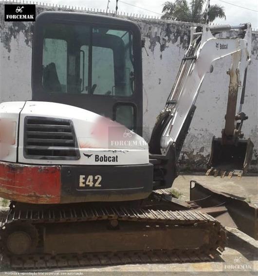 Mini-escavadeira Bobcat E42 Ref.185006