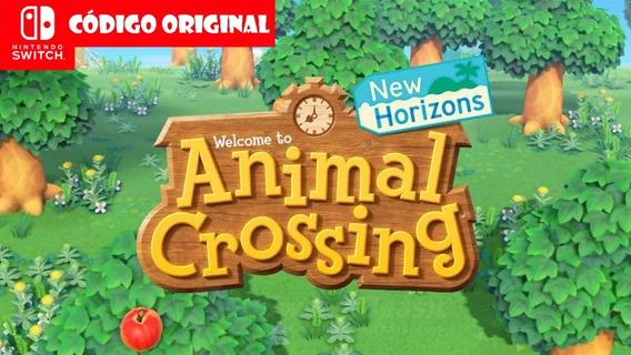 Animal Crossing: New Horizons Pré-compra Digital Switch