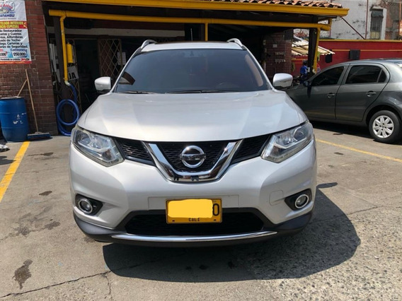 Nissan X-trail Exclusive 4x4 2016