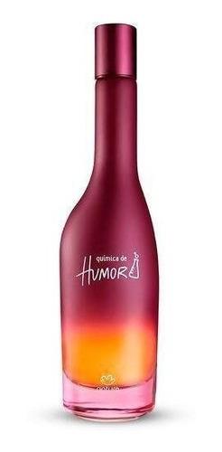 Perfume Quimica De Humor Dama 75 Ml Nat - mL a $600