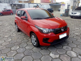 Fiat Mobi 1.0 Like Flex 5p - Vermelho