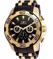 Relógio Invicta Pro Diver 22340 - Ouro 18k