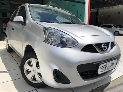 Nissan March  1.0 12v S (flex) Flex Manual