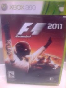 Formula 2011 Xbox 360
