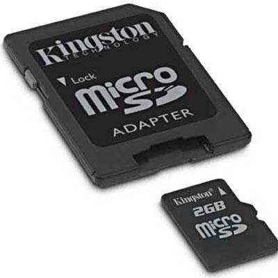 Kit 5 Adaptador Cartão De Memoria Micro Sd Sandisk Kingston