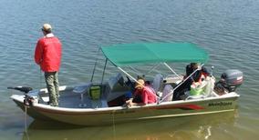 Barco De Alumínio Karib 500 Fishing
