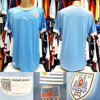 Camisa Uruguai - Puma - Gg - 2012/2013 - S/nº