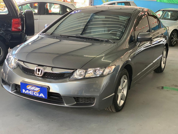 New Civic 1.8 Lxs Aut. Flex 2010