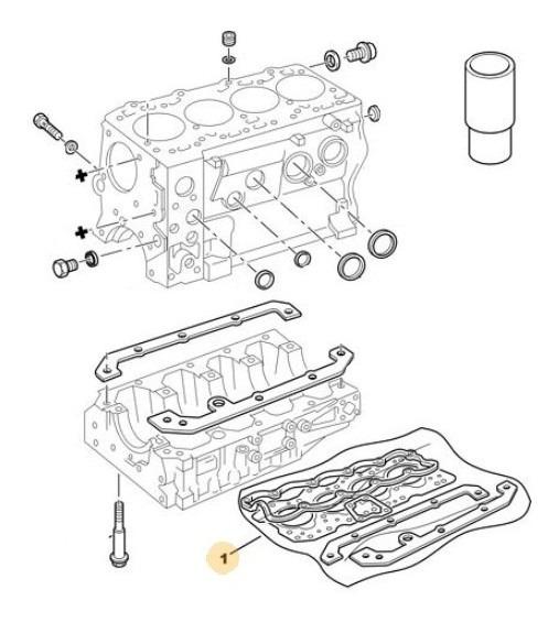 Juego Juntas Motor Peugeot Boxer Combi 2.8 D