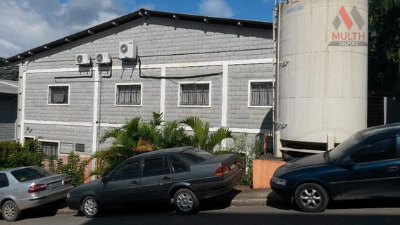 Galpão Industrial Para Locação, Jardim Da Glória, Cotia. - Ga0178