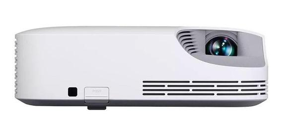 Projetor Led&laser Casio Xj-v2 3000 Lúmens Original Com Nota