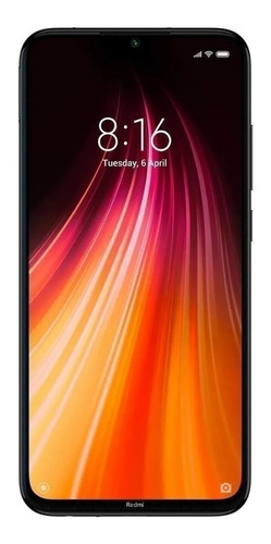 Xiaomi Redmi Note 8 128gb Preto 4gb Ram Global