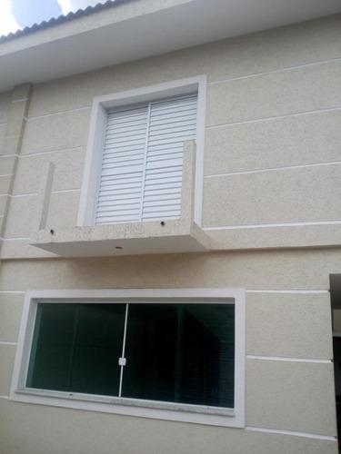 Sobrado Com 3 Dormitórios À Venda, 136 M² Por R$ 645.000 - Tremembé - São Paulo/sp - So1328