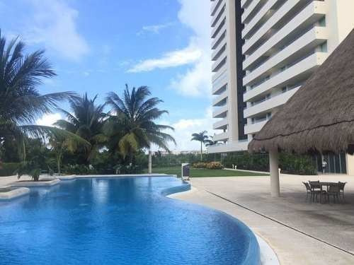 Espectacular Departamento En Cancún C2344