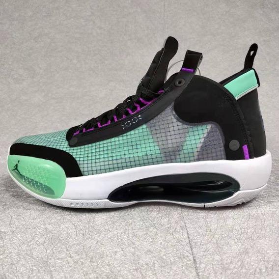Zapatillas Nike Jordan 34 Verdee