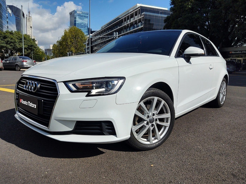 Audi A3 2018 1.4 Tfsi Stronic 150 Cv Abasto Motors