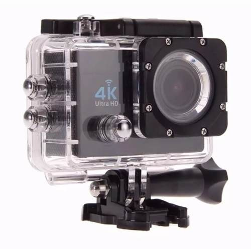 Action Camera 12mp Go Pro Ultra 4k Wifi Hd Esporte Usb 2.0