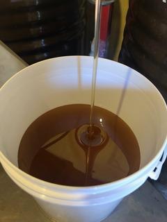 Miel Pura De Abejas En Balde Calidad Exportacion X 5kg