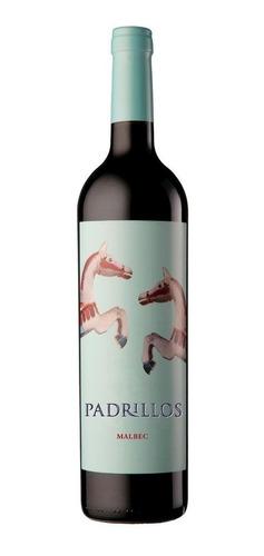 Vino Padrillos Malbec  750 Ml