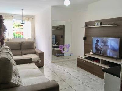 Apartamento Com 2 Quartos À Venda, 83 M² Por R$ 195.000 Terra Baixa - Araçariguama/sp - Ap0038