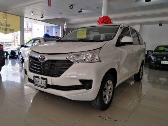 Toyota Avanza 2016 1.5 Tm