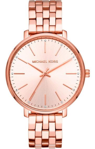 Relógio Feminino Michael Kors Original Com Garantia E Nfe