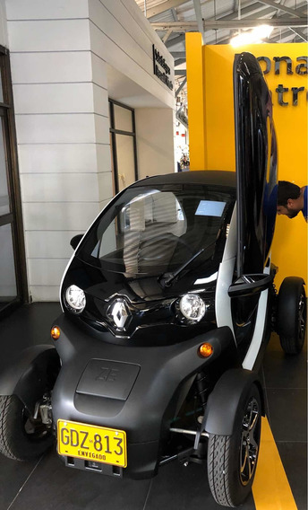 Renault Twizy Technique