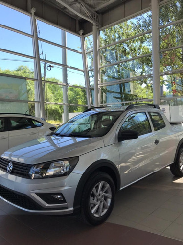 Volkswagen Saveiro 0km Retira $45.000 Cuota Fija $14.000 D-
