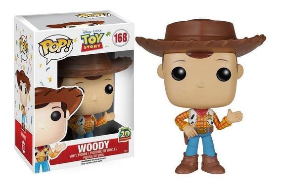 Funko Pop! Toy Story - Woody 168