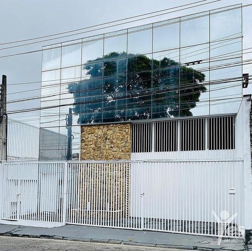 Imagem 1 de 24 de Ref.: 7018 - Galpão 715 M², Vila Palmares, Santo André - 7018
