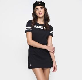 Vestido New Era Nfl Oakland Raiders - Original
