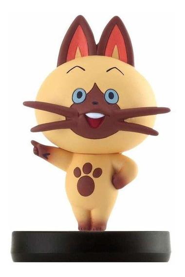 Amiibo Navirou Monster Hunter Stories Wii U New 3ds Switch