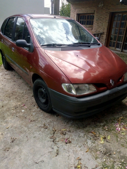 Renault Scénic Rt 1998 Gnc