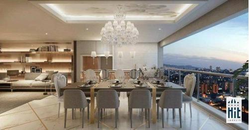 Apartamento Com 4 Dormitórios À Venda, 244 M² Por R$ 4.876.000,00 - Vila Clementino - São Paulo/sp - Ap3900